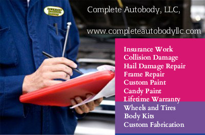 Auto body repair in arlington & repair shop arlington