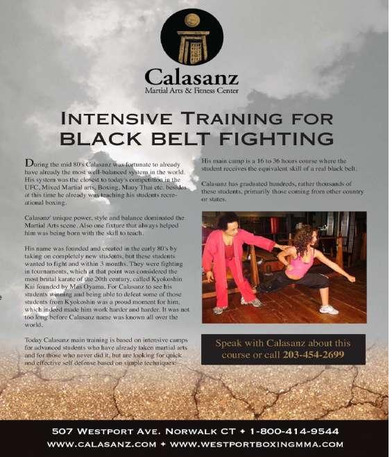 Calasanz intensive training