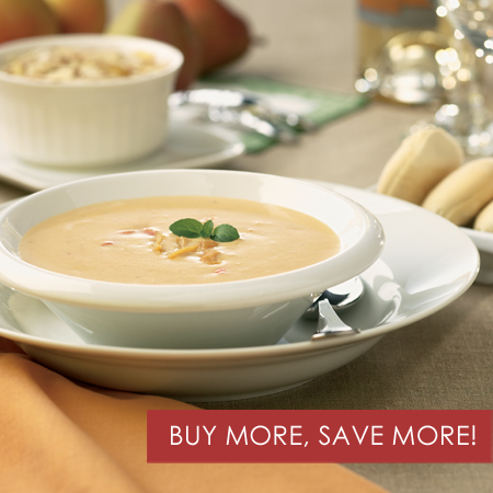 Now order smoked scallop lobster bisque delicious seafood at global gourmet food, a lead seafood wholesaler.