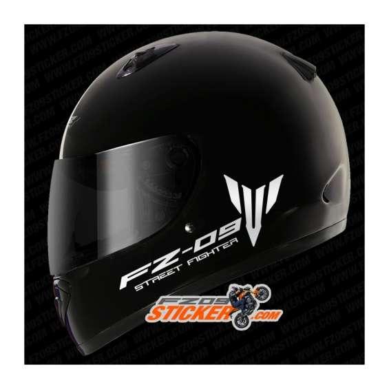 Yamaha fz-09 side helmet stickers (29)