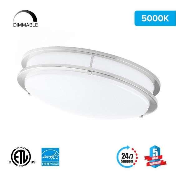 Led flush mount lighting fixtures?