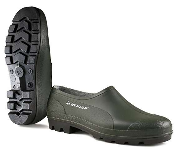 Dunlop stable shoes, without steel toe