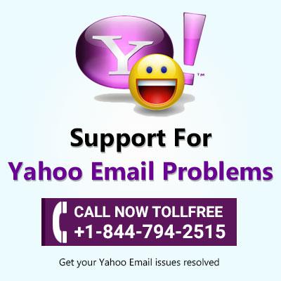 Yahoo customer care number 1-844-794-2515