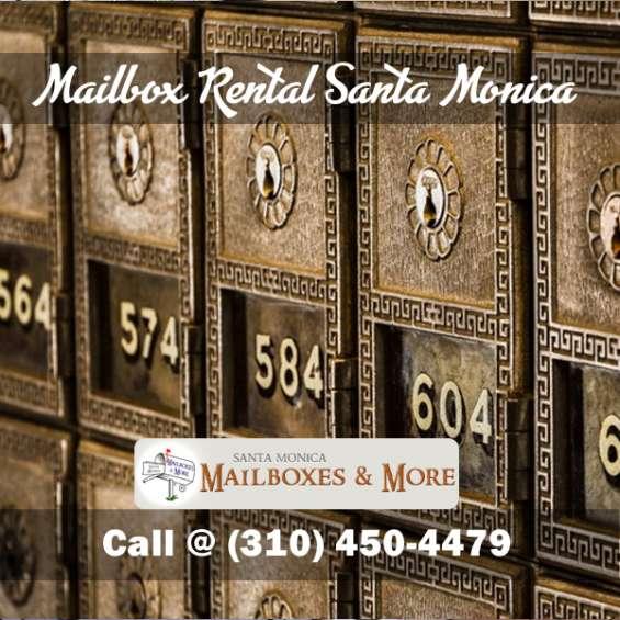Mailbox rental los angeles