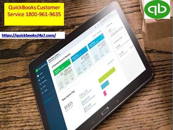 Quickbooks online support |1800-961-9635 | quickbooks customer service phone number