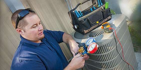 Take the substantial amount of cool air from ac repair plantation