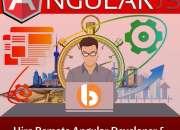Hire Remote Angular Developer & Angular Development Team.