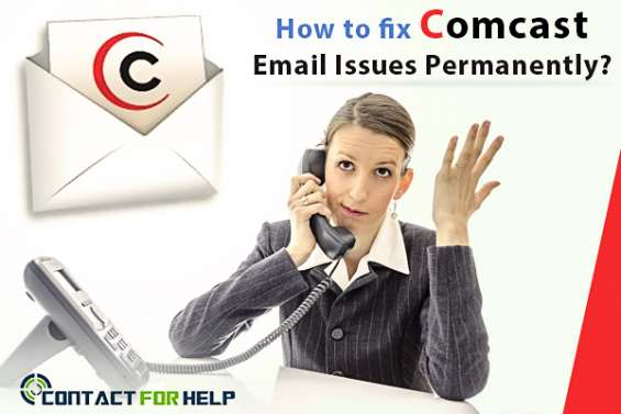 How to fix comcast email issues permanently?
