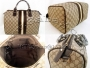 Gucci coffee travel bag 189895