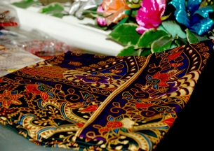 Malaysian batik clothing for sale