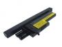 Lenovo*IBM ThinkPad X60S battery: Li-ion, replacement battery