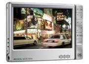 Archos 605 WiFi - Digital AV player - HD 160 GB - 4.3