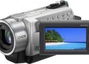Dcr-sr300c 100gb handycam® camcorder