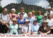 Borobudur tour for cruise ship docking at semarang port