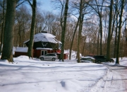 Go green!  energy efficient geodesic dome home for sale in bedford, ny