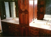 New custom bathroom vanity for sale