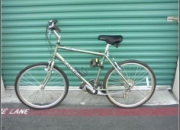 Raleigh mountain bike for sell