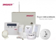 Rsst - professional manufacturer of security alarm system,gsm alarm system,car alarm system,cctv camera,ptz domes,dvr,gps tracker from china