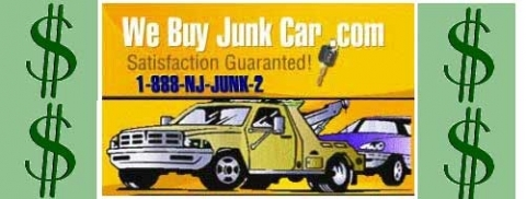 Cash for junk cars in new jersey