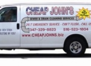Cheap John's #1 Rooter-Drain Sewer Cleaning Queens 347-329-8823