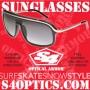 Summer Special: jon & kate seen wearing S4 uv ray designer sunglasses