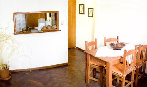 Temp. rent apartment in argentina by owner