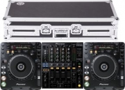 Pioneer cdj 1000 mk3 / djm 800 - cd dj package for sale.
