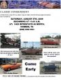 Notice:  Classic Consignment Public Auto Auction