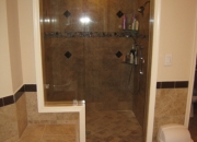 Luxury frameless shower doors (reflectoglass)