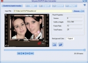 Good converter that converts SWF to FLV, mov, mp4, 3gp and 3g2