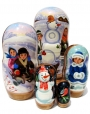 Beautiful Nesting Dolls and Russian Gifts