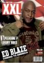 Funny man Ed Blaze
