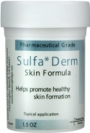 Sulfa*Derm, the Healthier Way to Treat Acne.