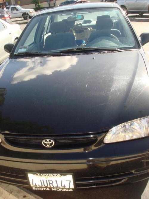 Toyota corolla sedan ce