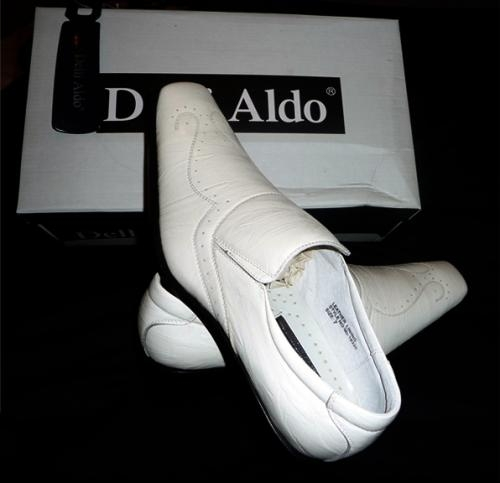 Pictures of Delli aldo mens dress shoes designed in italy 2010 retail ready $3600.00 4
