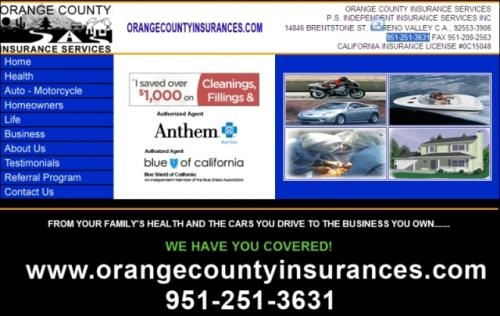 Oc insurance services
