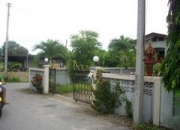 House for sale just only 2 kilometres to Bangsan Beach Chon Buri.