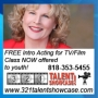 Free TV/Film Acting Class for Kids & Teens!