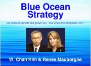 Blue ocean strategy trainer | blue ocean strategy expert