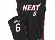 Best price miami heat lebron james new #6 jerseys for sale