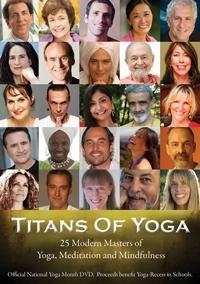 Titans of yoga movie world premiere