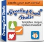Greeting card making software