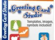 Greeting card making software