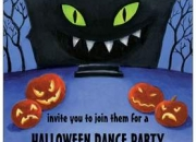 Halloween dance party for the kids!