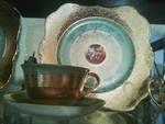 English porcelain - bone china