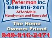 Half off Handyman Services