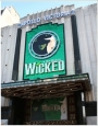 Magic of London Musical Wicked with Apollo Victoria Theatre Tickets