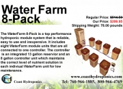 Water farm 8-pack