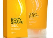 Body shape gel is designed to shape up body curve