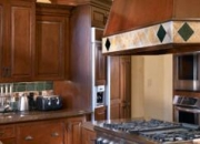 Custom kitchen cabinetry, maple kitchen cabinetry